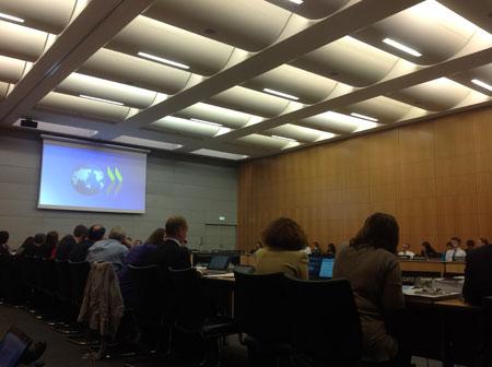 réunion à l'OCDE