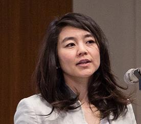 横井眞美子 金融企業局金融課 首席分析官・保険政策チーム長